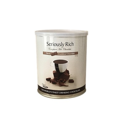 Gianduia – Hot Chocolate