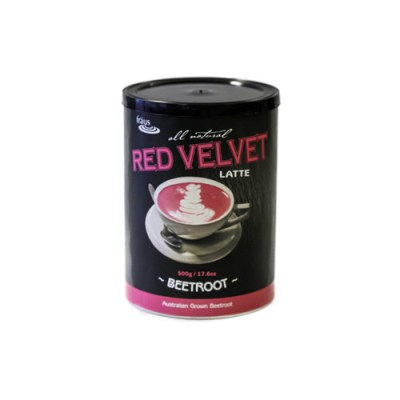 Red Velvet – Beetroot Latte