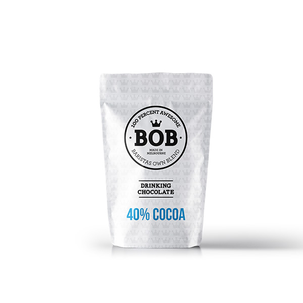 BOB 40 hot chocolate