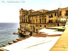Die Küste Neapels