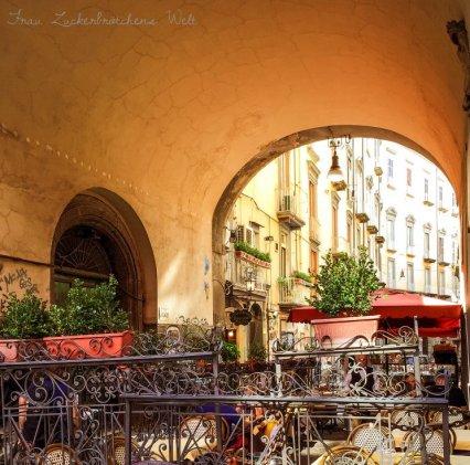 In der wunderschönen Stadt Neapel