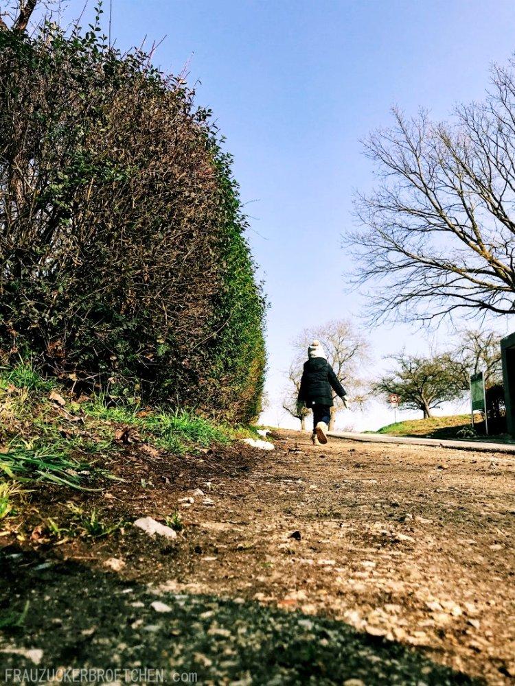 Achtsamkeit - Die eigene Wohngegend mit anderen Augen betrachten