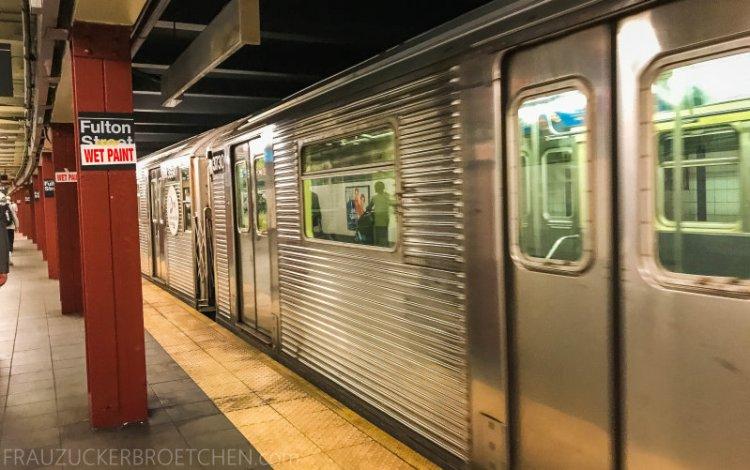 New Yorker Metro durch meine Linse17_ Herbst 2017