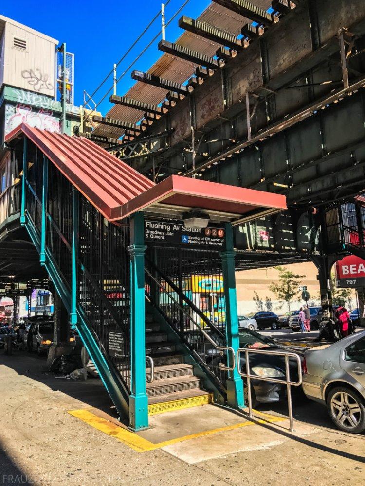 New Yorker Metro durch meine Linse22_ Herbst 2017