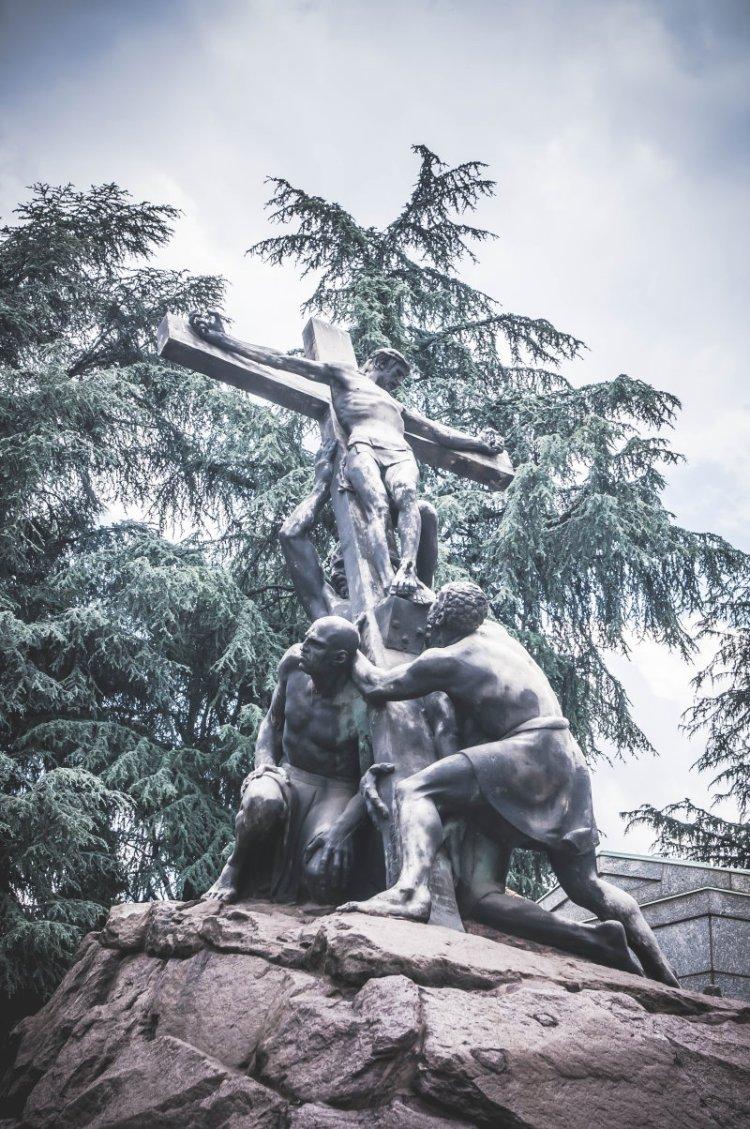 Cimitero Monomentale_Statuen4