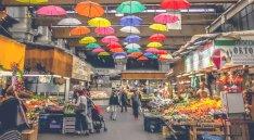 Der oriantalische Markt Genua8