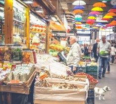 Der oriantalische Markt Genua9