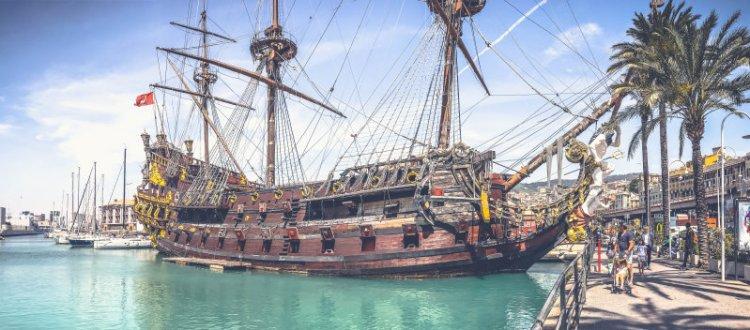 Genua Hafen 12