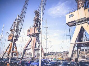 Genua Hafen 7