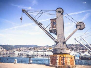 Genua Hafen 8