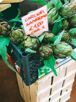 Der Markt in Sanremo 2
