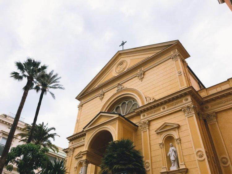 Kloster der Kapuziner Sanremo / Italien