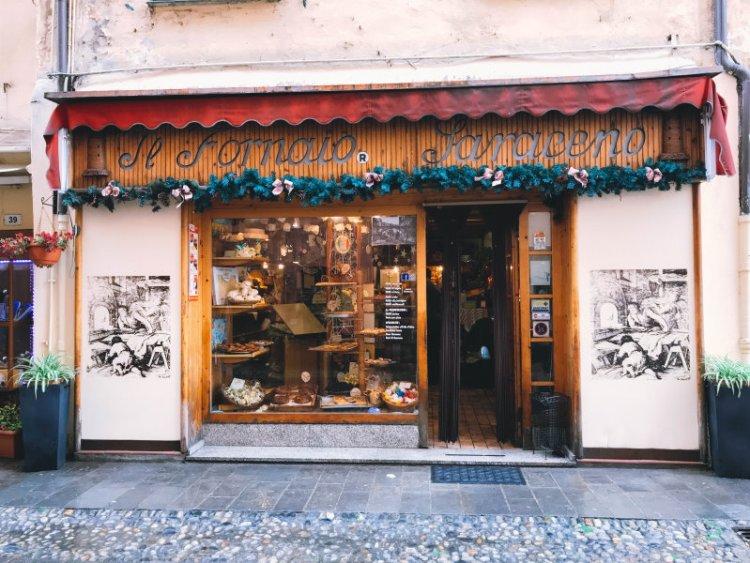 Die wunderschöne Kurstadt Sanremo / Italien