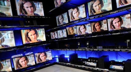 Precios de televisores