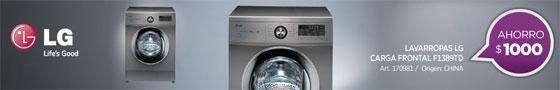 Elige tu lavarropas