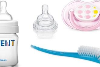 Para tu bebé: Su primer set