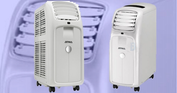 Aire  Acondicionado frío-calor partátil
