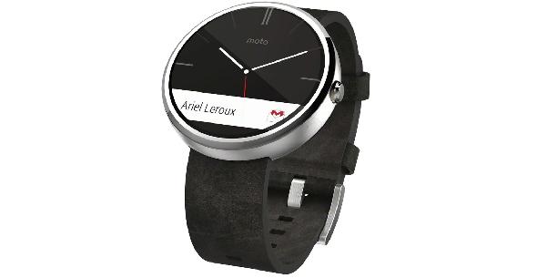 Smartwatch Motorola, Reloj para controlar tu Celular