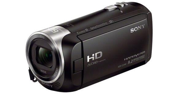 Cámara de Video Sony handycam con definición HD