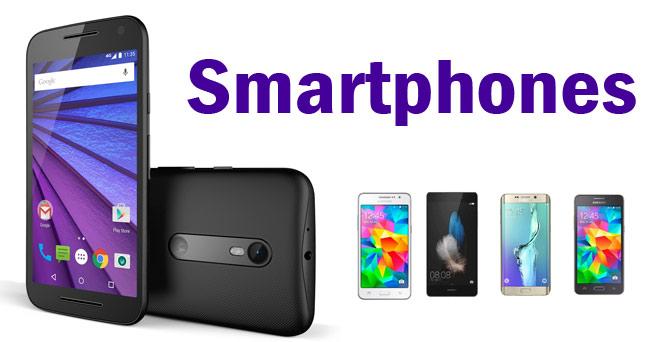 Frávega smartphones