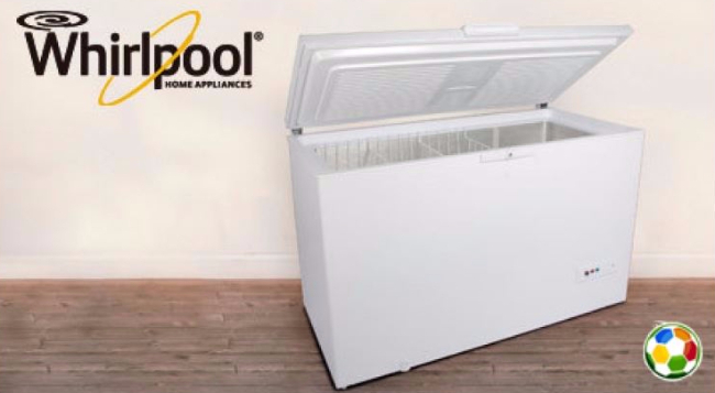 Frávega freezers Whirlpool