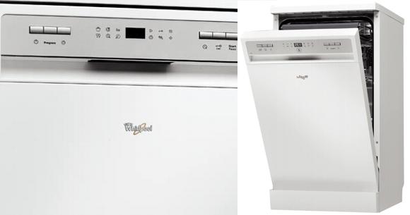 características lavavajillas Whirlpool 9 cubiertos