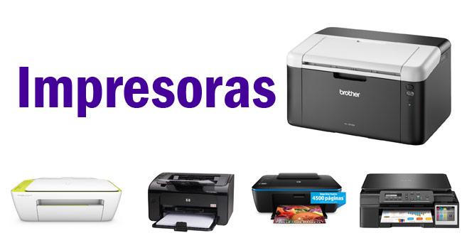 impresoras en Frávega