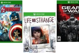 Videojuegos de consola Xbox One de Microsoft