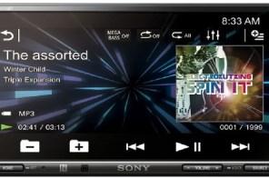 Auto Stéreo Sony Ultima Generación