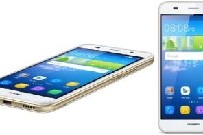 Celular libre Huawei Y6