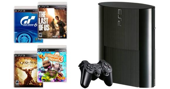 consola PS3 Sony en Frávega