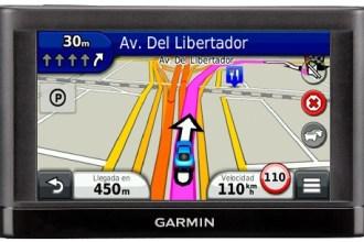 GPS Garmin Nuvi 57
