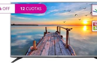 Televisor LED LG 43 Pulgadas