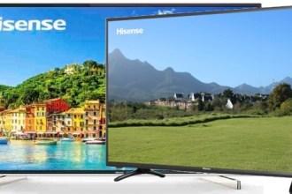 Hisense smart tv 49 pulgadas