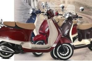 Moto Scooter 150 Zanella Styler