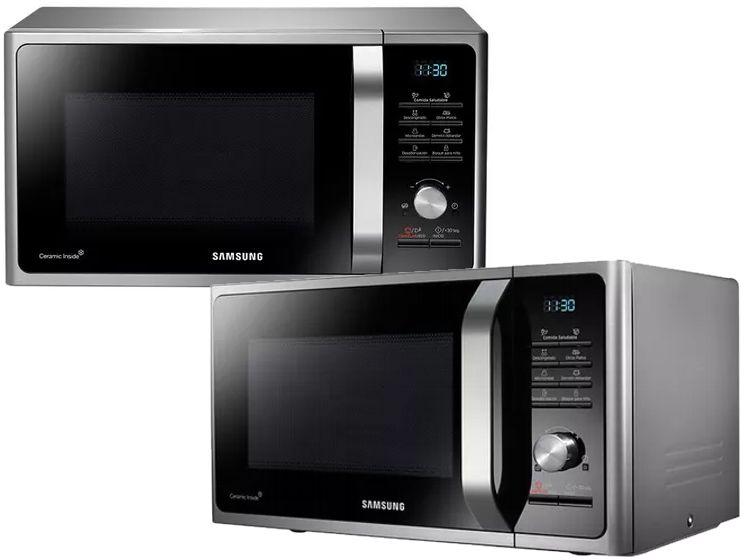 horno microondas Samsung Samsung 20 lts Frávega