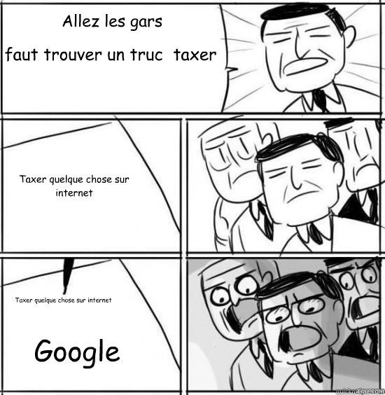 Aujourd'hui, trollons avec Google ! (1/2)