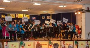 Fravino Fravinova accordion muziek orkest huijbergen Marieke de Vries orkest