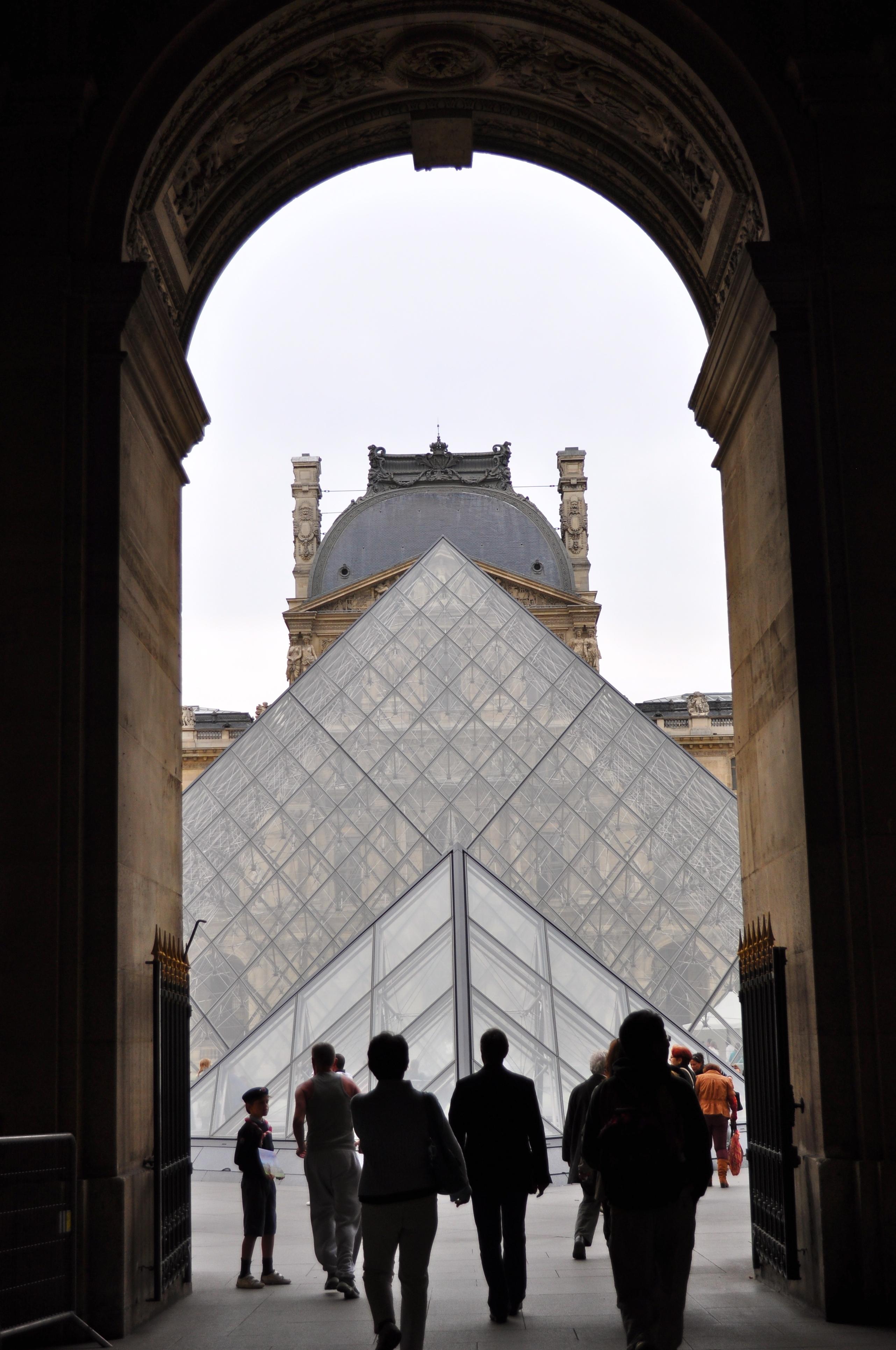 Inside The Louvre Museum France Part 4 Fray The Fringe
