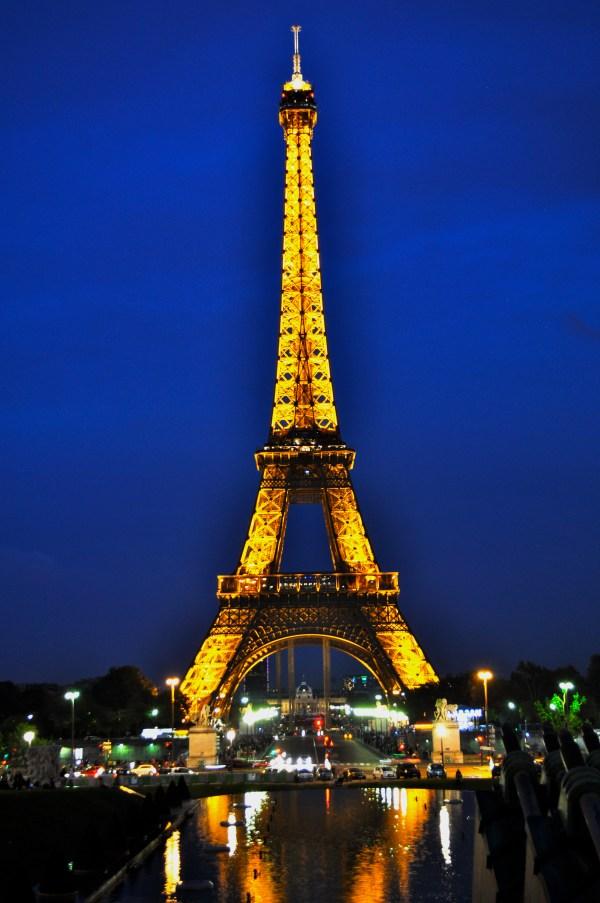 Arc De Triomphe Eiffel Tower France Part 5 Fray