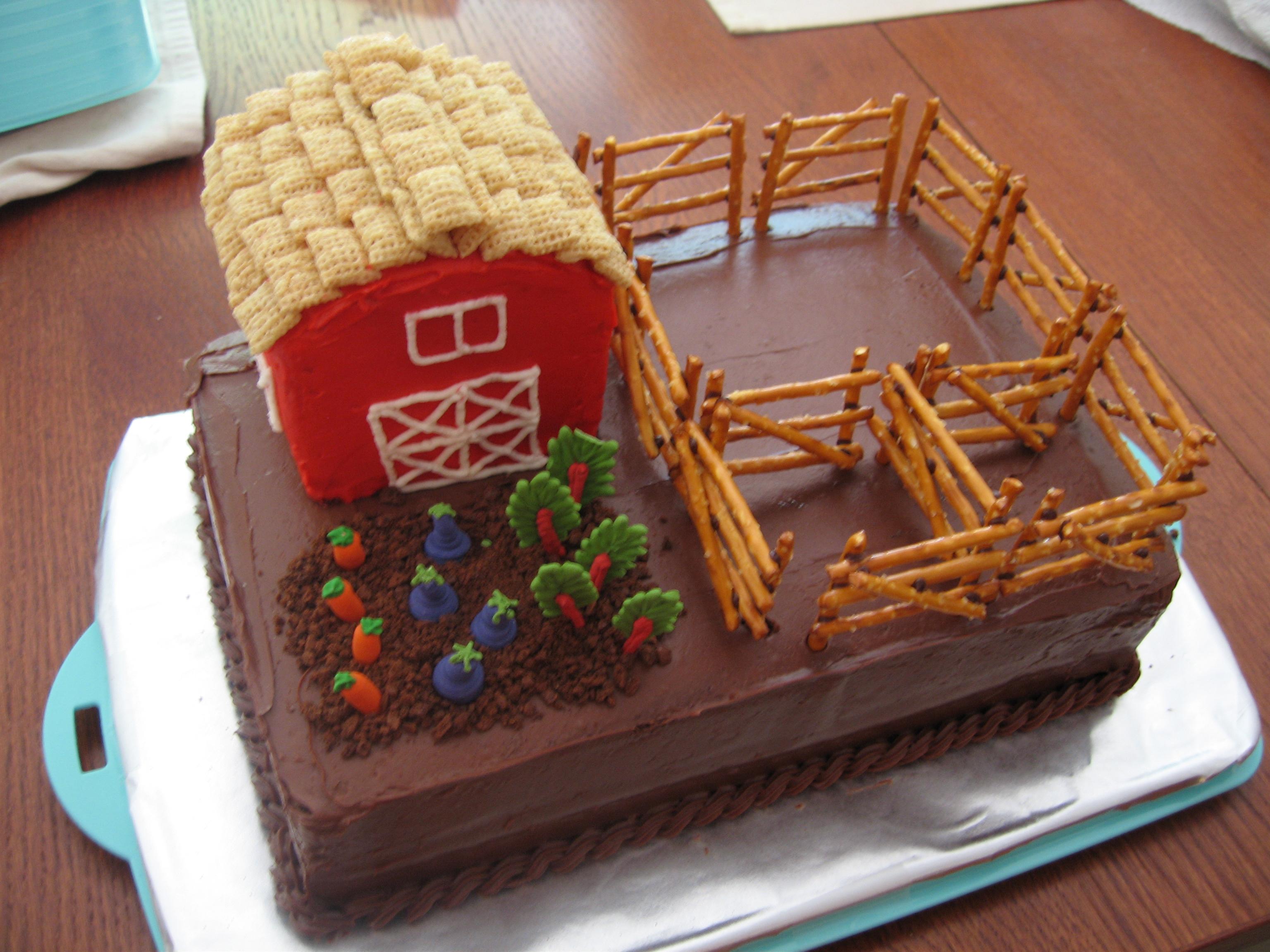 Farm Cake 1