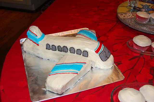 3d Airplane Cake Frazi S Cakes