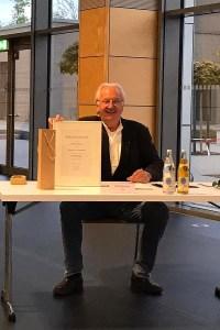 Abschied Peter Weinmann