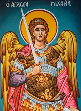 icon of Holy Michael the Archangel