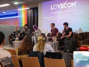Galerie photos de l'événement Love Con - Photo 0