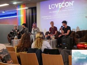 Galerie photos de l'événement Love Con - Photo 4