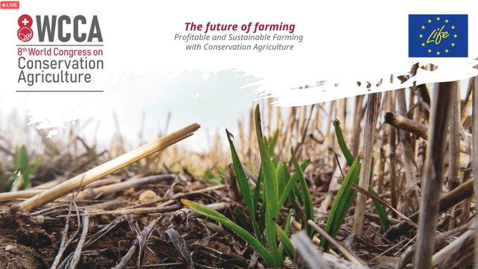 Udviklingen af Conservation Agriculture (CA) på verdensplan (8WCCA)