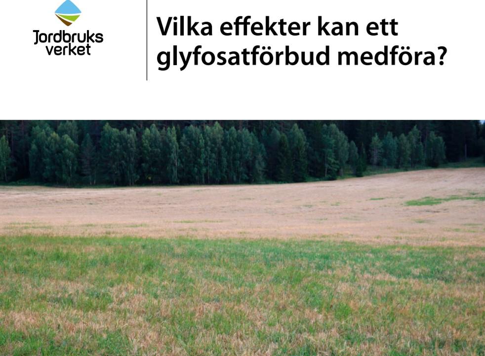 Jordbruksverket. Rapport 2019:8