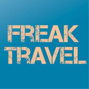 Logo Freak Travel square