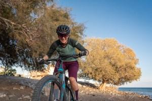 Freak Mountainbike Centre - on the beach of Tsoutsouros